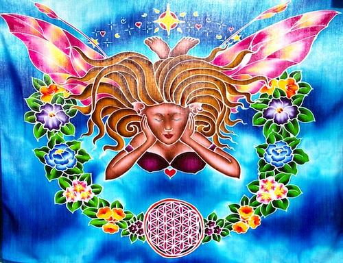Dancing Shakina ~ Tapestries